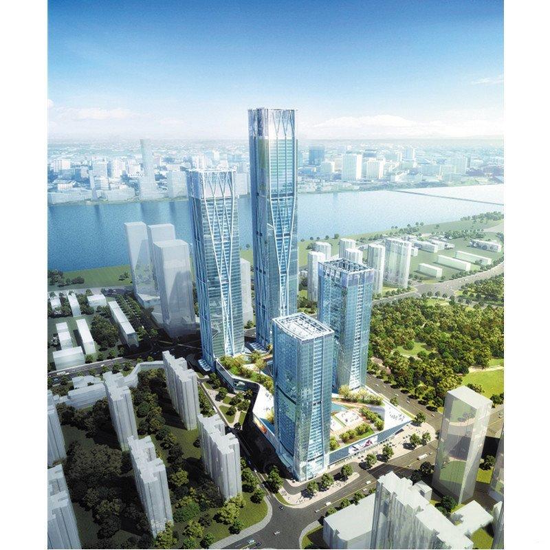 滨江金融中心